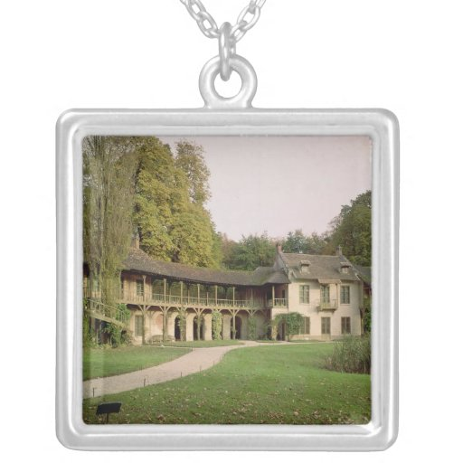 The Hameau of Marie-Antoinette Necklace