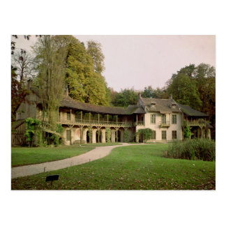 The Hameau of Marie-Antoinette Postcard