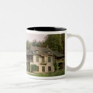 The Hameau of Marie-Antoinette Two-Tone Coffee Mug