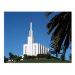 The Hamilton New Zealand LDS Temple Postcard