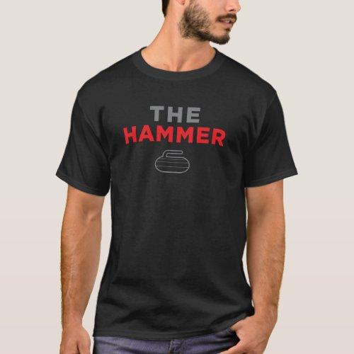 The Hammer â Dark Mens T_Shirt