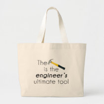 The Hammer Large Tote Bag