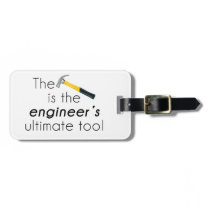 The Hammer Luggage Tag
