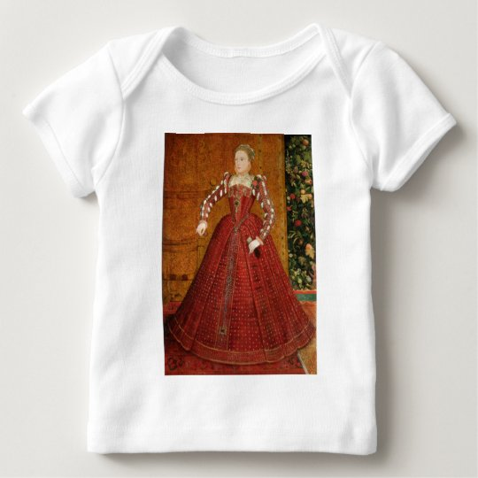 "The ""Hampden"" portrait of Elizabeth I of England Baby T-Shirt"