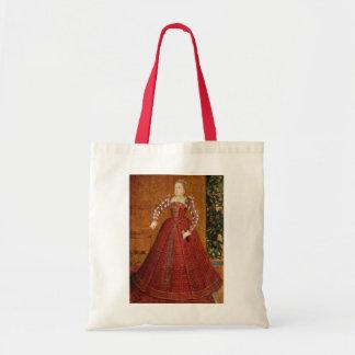 """The """"Hampden"""" portrait of Elizabeth I of England Tote Bag"""