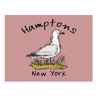 The Hamptons Postcard