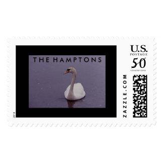 The Hamptons Swan Stamp