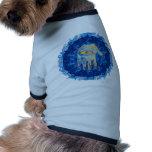 The Hamsa Hand God Evil Eye forprotection Dog T-shirt