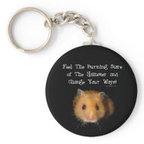 The Hamster Keychain