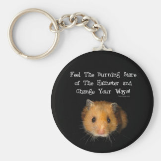 The Hamster Key Chains