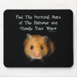 The Hamster Mouse Pad