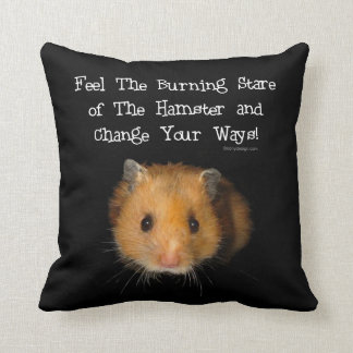 The Hamster Pillow