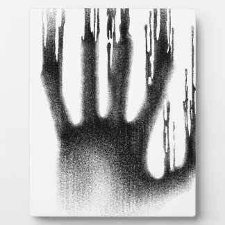 The Hand Plaque