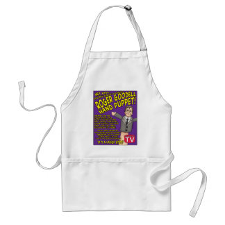 The Hand Puppet Adult Apron