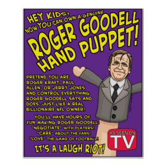 The Hand Puppet Poster