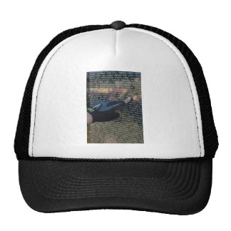The Hand, remembrance Trucker Hat