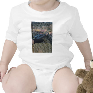 The Hand, remembrance Romper
