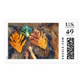 The hands 1 postage