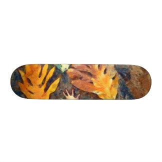 The hands 1 skateboard deck