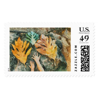 The hands 2 postage