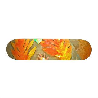 The hands 3 skateboard deck