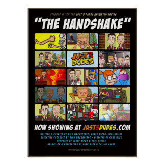 The Handshake - Promo Posters