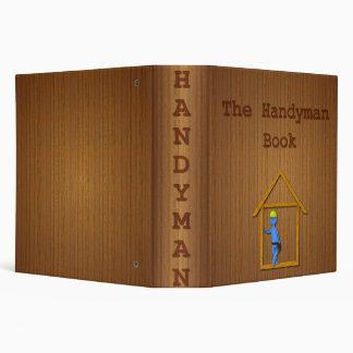 The Handyman Book Binder