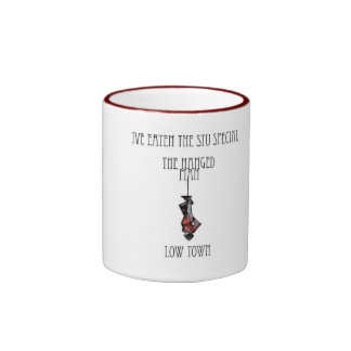The Hanged Man Mug - Low Town Dragon Age 2 Ringer Mug