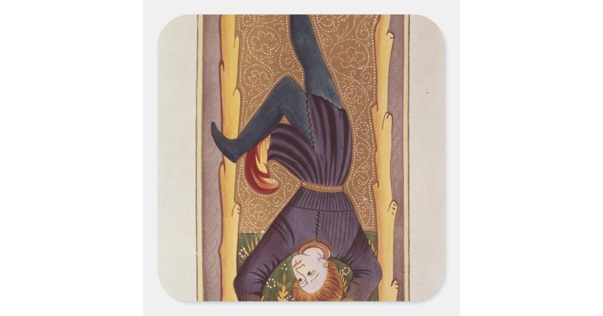 Hanged Man Tarot Card Designs