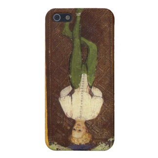 The Hanged Man Tarot Card iPhone SE/5/5s Cover