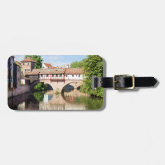 The Hangmans Bridge Bag Tag