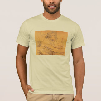The Hangover by Toulouse-Lautrec T-Shirt