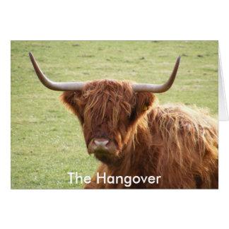 the hangover card