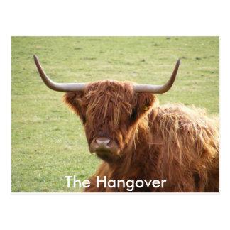 the hangover postcard
