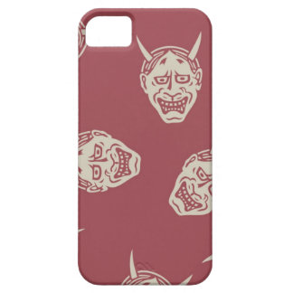 The Hannya Mask iPhone 5 Case