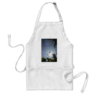 The Happiest Man Adult Apron