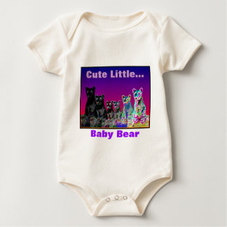 The Happiness Factory Spreads Joy Baby Bodysuit