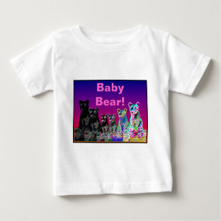The Happiness Factory Spreads Joy Baby T-Shirt