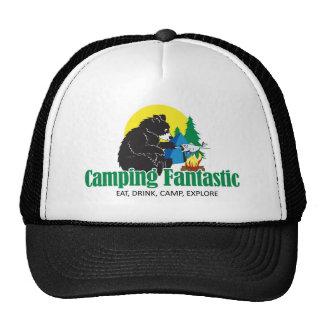 The happy bear trucker hat