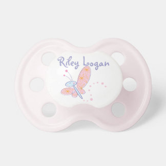 The Happy Butterfly Pacifier