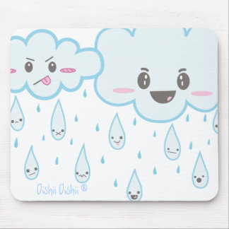 THE HAPPY CLOUD'S. MOUSE PAD