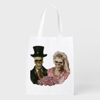 The Happy Couple Reusable Grocery Bags