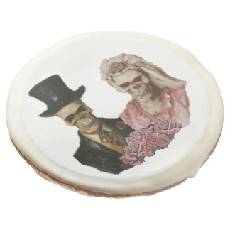 The Happy Couple Sugar Cookie