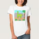 The Happy Dinosaur T Shirt