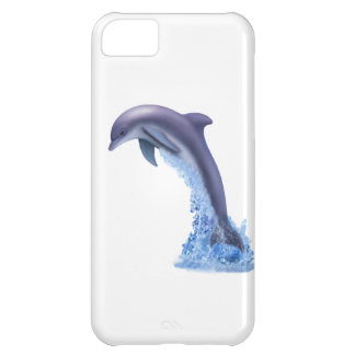THE HAPPY DOLPHIN.PNG iPhone 5C COVER