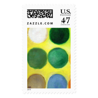 The Happy Dots 2 2014 Postage