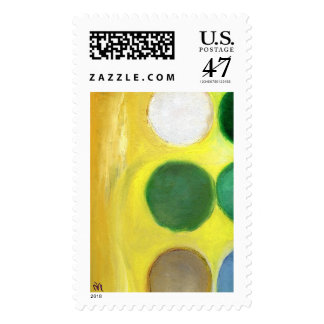 The Happy Dots 3 2014 Postage