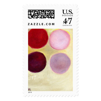 The Happy Dots 7 2014 Postage