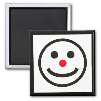 The Happy Face Magnet