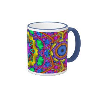 The Happy Fractal Mug